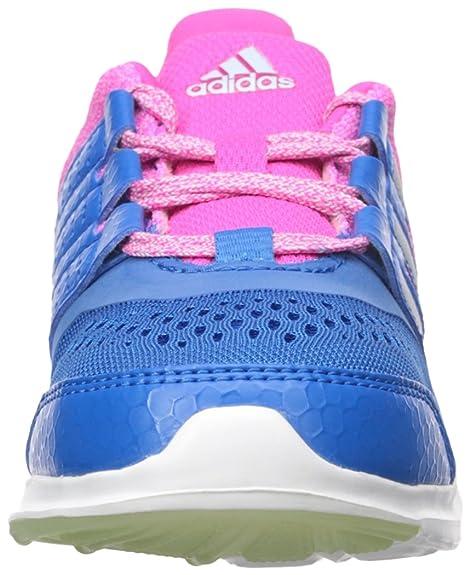 Adidas Performance hyperfast K corriendo zapatos (Little