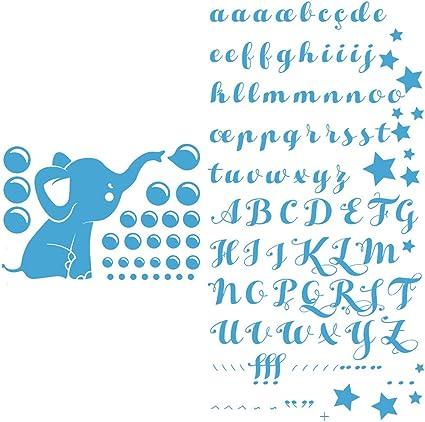 Stickers Prénom Personnalisé | Sticker Autocollant bébé ...