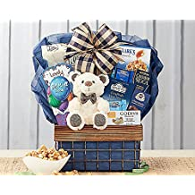 Wine Country Gift Baskets Bear Hugs - Get Well Soon
