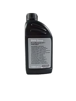 Original BMW líquido de frenos DOT 4lv Baja viskos 1000 ml: Amazon.es: Coche y moto