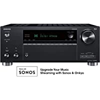 Onkyo TX-RZ630 9.2-Channel Network AV Receiver