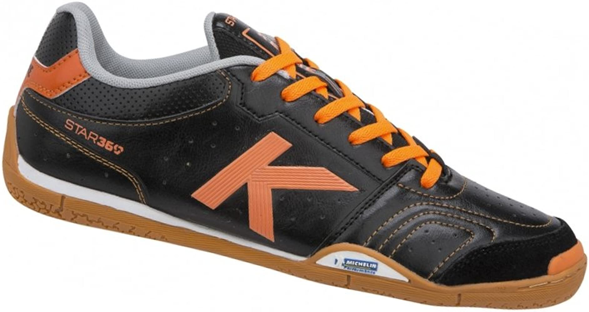 KELME|S-ROX - Zapatillas Fútbol Sala Star Free Kelme Hombre Negro ...