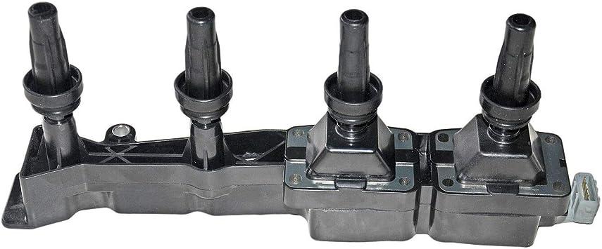 Peugeot 206 207 307 1007 Partner 1.6 16v Bobina De Encendido Pack Nuevo 96363378 597080