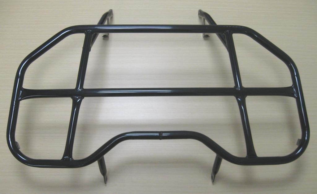 New 2006-2014 Honda TRX 680 TRX680 Rincon ATV OE Front Rack Black
