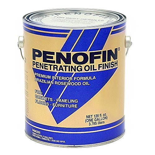 Penofin F5INAGA Gold Label Penetrating Oil/Interior, Natural ~ Gallon
