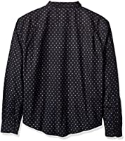 Haggar Big and Tall Men's Big&Tall Long Sleeve Tuckless Shirt