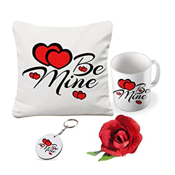 Sky Trends Be Mine Forever Love Gifts For Your Love Girlfriend ...