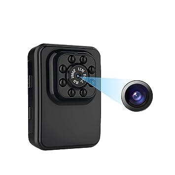 XHMCDZ Cámara Oculta con Mini cámara espía 1080P Full HD Cámaras ...