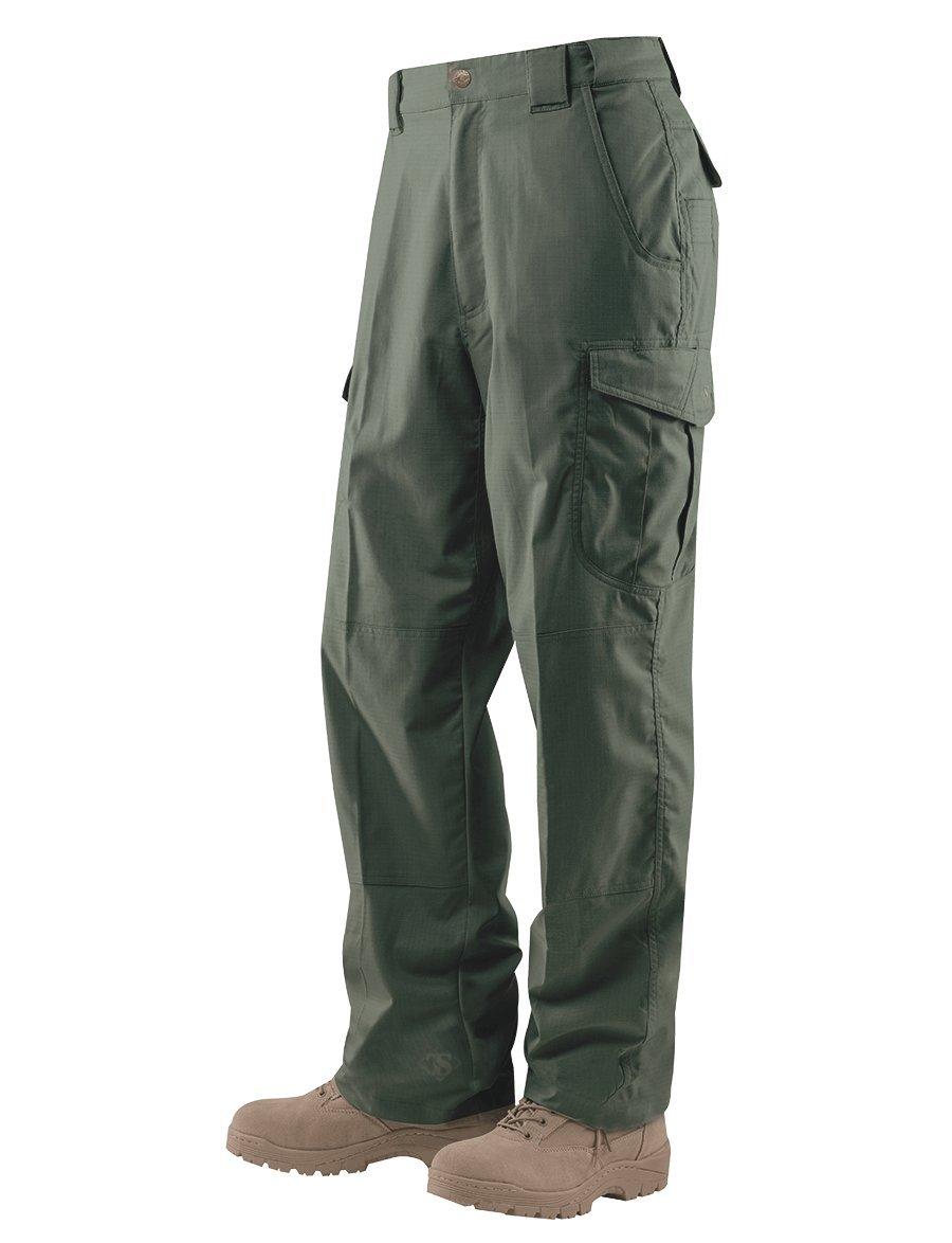 Tru-Spec Men's 24/7 Ascent Pants, Range Green, 28 x Unhemmed
