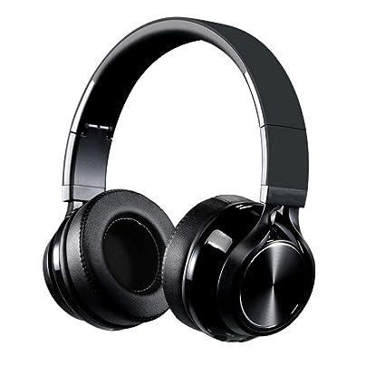 GAONAH Auriculares Bluetooth para Uso Auditivo, Auriculares Inalámbricos/con Cable con Micrófono, Auriculares