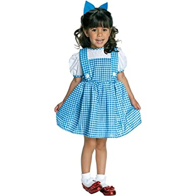 Toddler Wizard of Oz Dorothy CostumeBlueInfant  sc 1 st  Amazon.com & Amazon.com: Dorothy Wizard of Oz Infant Costume: Clothing