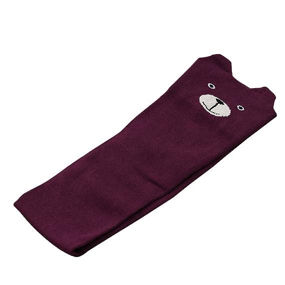 quanjucheer - Calcetines hasta la rodilla - para mujer Azul azul marino 46 cm: Amazon.es: Ropa y accesorios