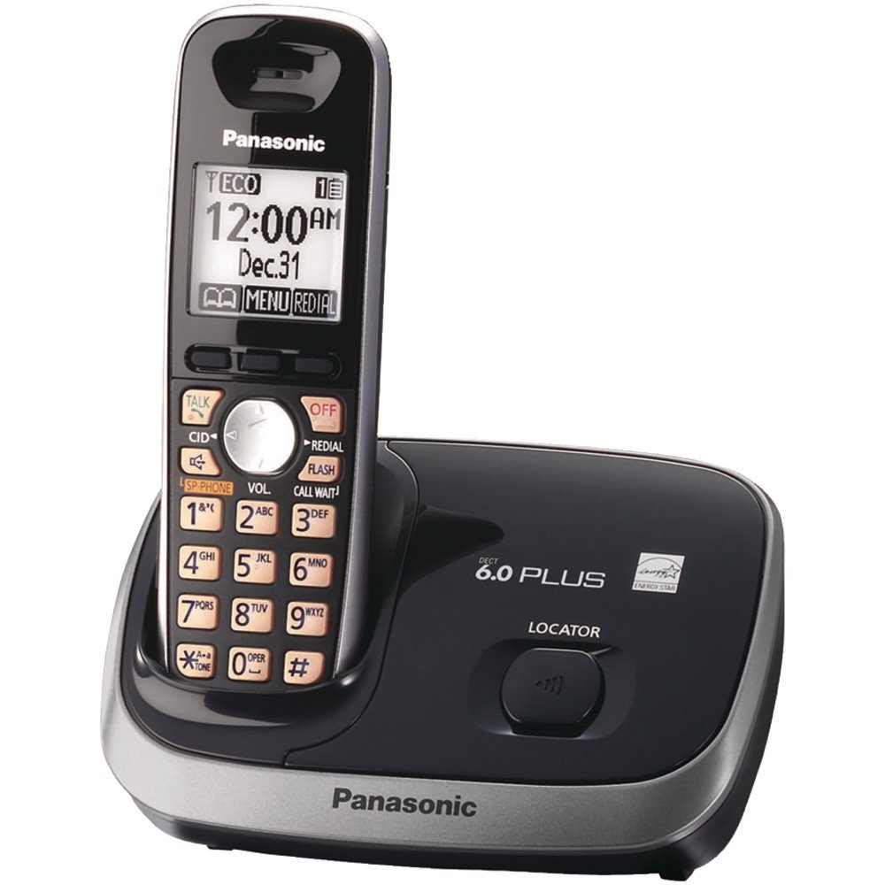 a house phone home phones way to stay connected at home Amazon.com: Panasonic KX-TG6511B DECT 6.0 PLUS Expandable Digital Cordless  Phone, 1 Handset, Black: Office Products