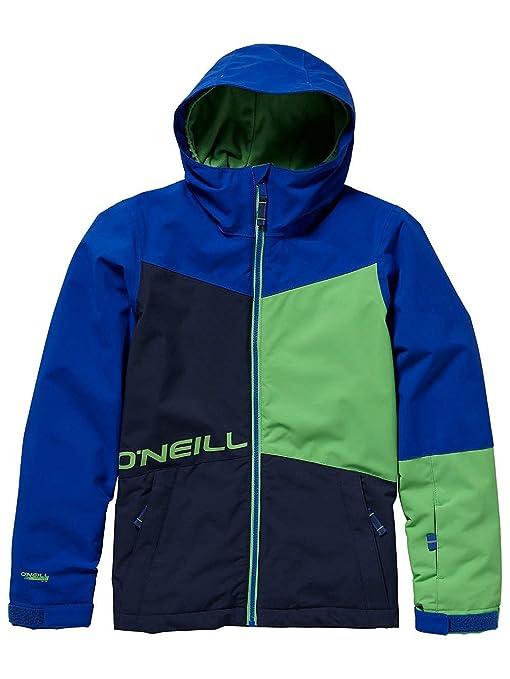 d4ff435c6a924 O  Neill Ragazzi Statement Jacket Snow  Amazon.it  Sport e tempo libero