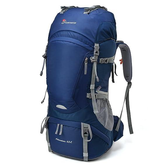 Mochilas para acampar azules grandeshttps://amzn.to/2X8pMEU