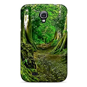 New Style DustinHVance Fantasy Trip Premium Tpu Cover Case For Galaxy S4