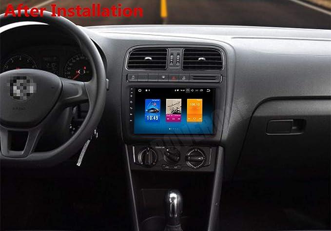 RoverOne 9 Pulgadas Sistema Android para Volkswagen Polo 2012 2013 ...