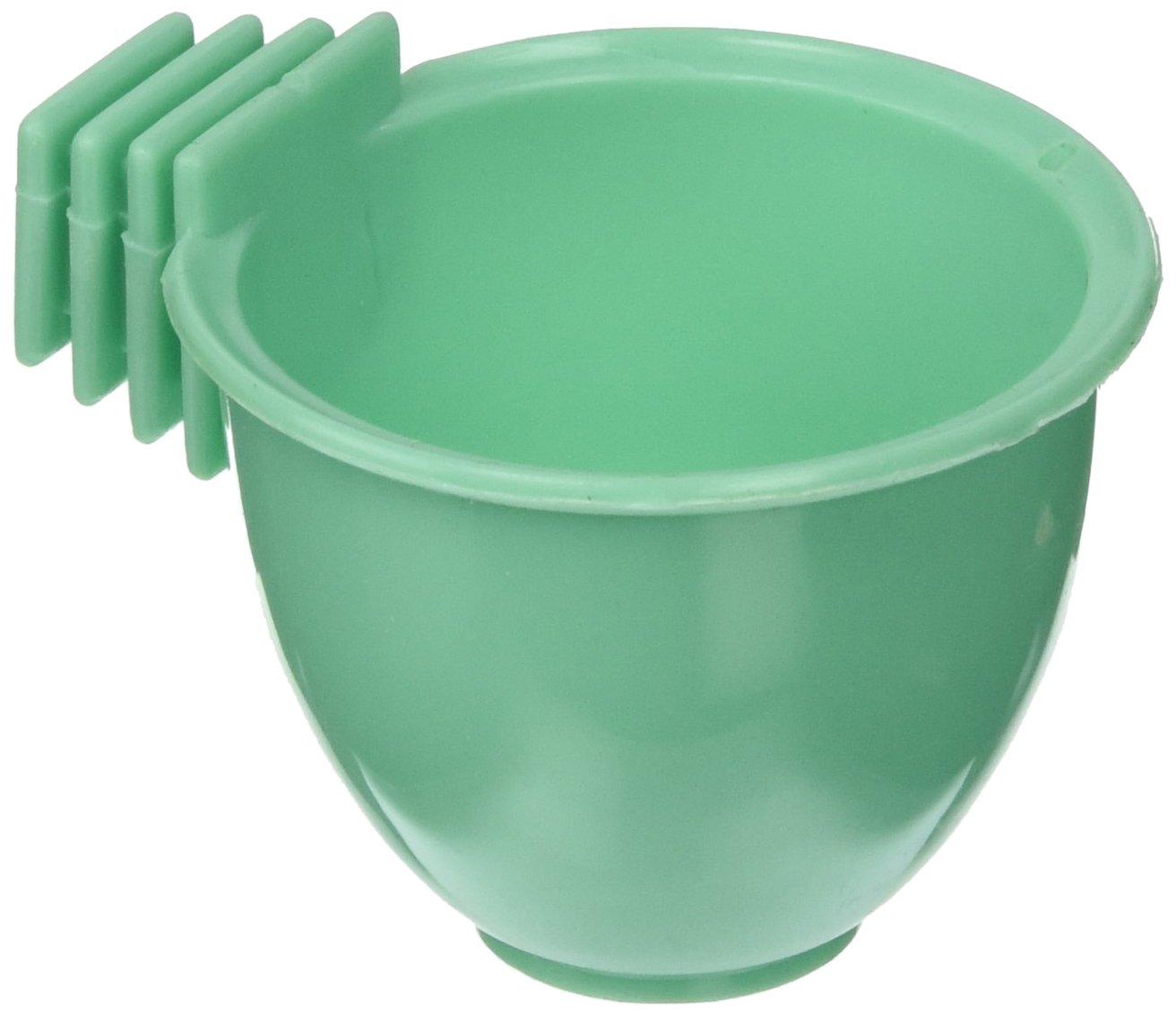 Penn Plax (BA435) Egg Treat Cup for Bird Bath Cage, Assorted INC.
