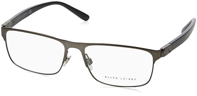 918dd7753b4 Amazon.com  Ralph Lauren Men s RL5095 Eyeglasses 56mm  Clothing