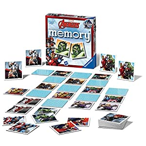 Avengers Memory Mini Match Game for Kids