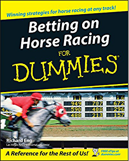 The horse racing systems creator step by step how to create winning betting on horse racing for dummies publicscrutiny Gallery