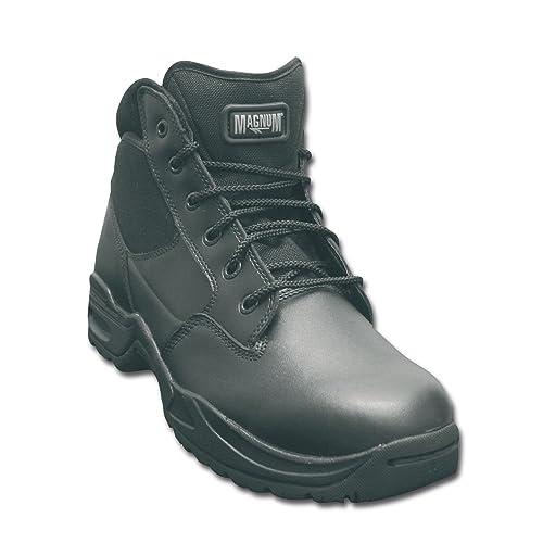 Hi-Tec - - Magnum Midnite Plus II Botas Negro, color negro, talla 47: Amazon.es: Zapatos y complementos