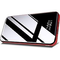 Todamay Batería Externa 26800mAh Carga Rápida Power Bank con 3 Entradas y 2 Puertos USB Cargador Portátil Móvil Ultra…