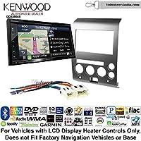 Volunteer Audio Kenwood Excelon DNX694S Double Din Radio Install Kit with GPS Navigation System Android Auto Apple CarPlay Fits 2006-2007 Nissan Armada, Titan
