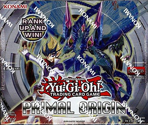 Yugioh Primal Origin 1st Edition Booster Box -