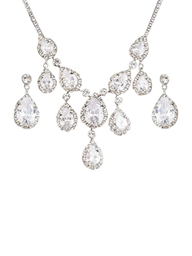 Amazoncom VINTAGE WEDDING JEWELLERY SETS BRIDAL VINTAGE JEWELLERY