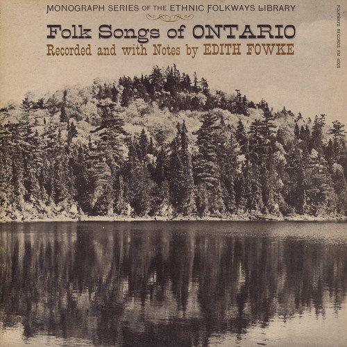 Folk Songs of Ontario - Stores Ontario