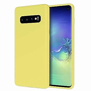 MUTOUREN Funda Samsung Galaxy S10E/S10 Lite - Carcasa de TPU para teléfono móvil - Ultra Delgado TPU Silicona Flexible Cover Protectora Gel Suave ...