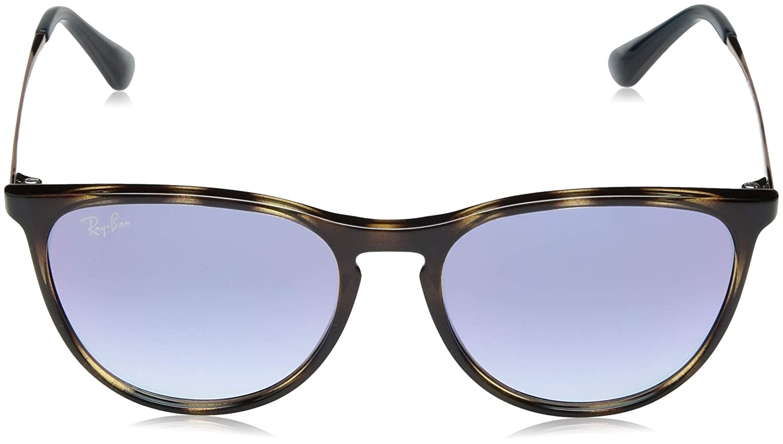 f542734f4e6 Amazon.com  Ray-Ban Junior Girls  0rj9060s Iridium Round Sunglasses HAVANA  50 mm  Clothing