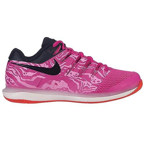 Nike Wmns Air Zoom Vapor X HC, Zapatillas de Tenis para Mujer: Amazon.es: Zapatos y complementos