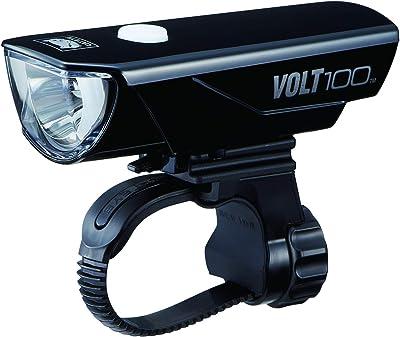 キャットアイ(CAT EYE) LEDヘッドライト VOLT100 HL-EL150RC コンパクトなUSB充電式ライト 100ルーメン