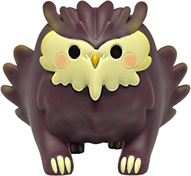 UP86521 Color D/&D Owlbear Gamer Pouch Ultra Pro