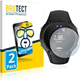 BROTECT Protector Pantalla para Suunto Spartan Trainer [2 Unidades] - Transparente