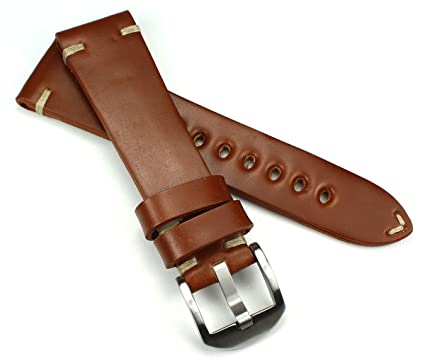 Mm Rios Leder 22 1931 Shell Uhrenarmband Vintage Herren Cordovan dBrxeCo
