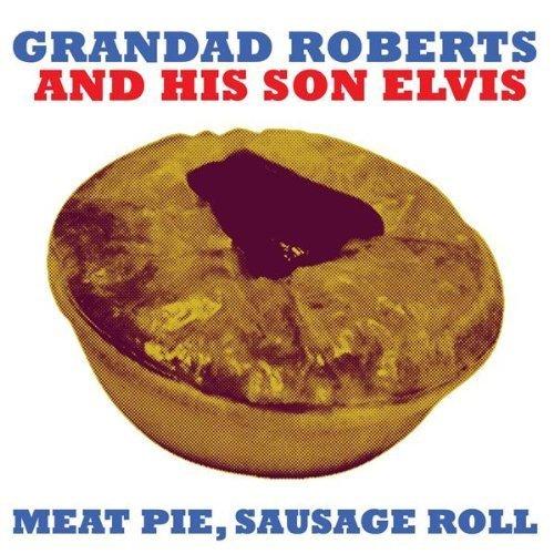 Meat Pie Sausage Roll by Grandad - Sausage Pie