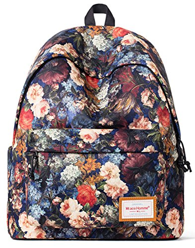 Womens Casual Backpack Daypack Laptop