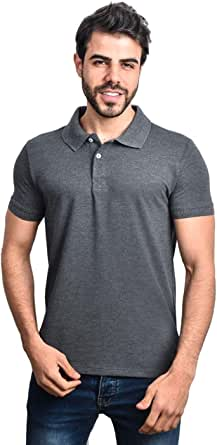 Naqsh Store Shirt Neck Polo For Men