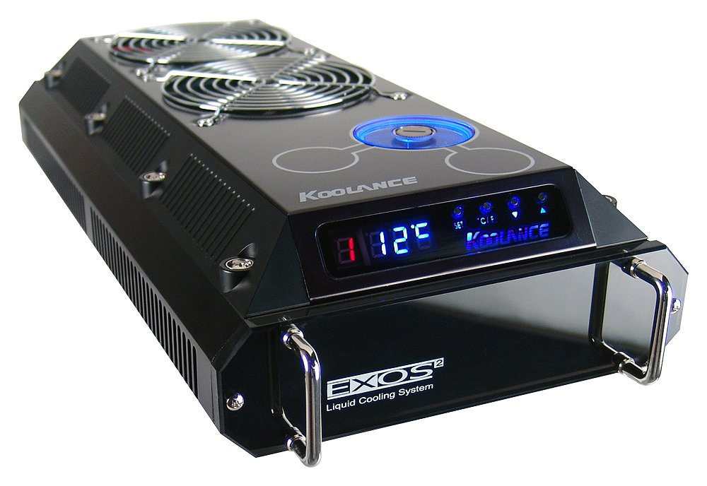 Koolance EX2-755 Computer Liquid Cooling System, Rev1.2 by Koolance