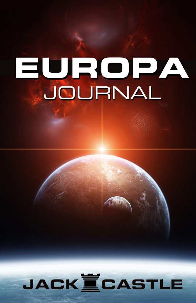 Europa Journal Jack Castle product image