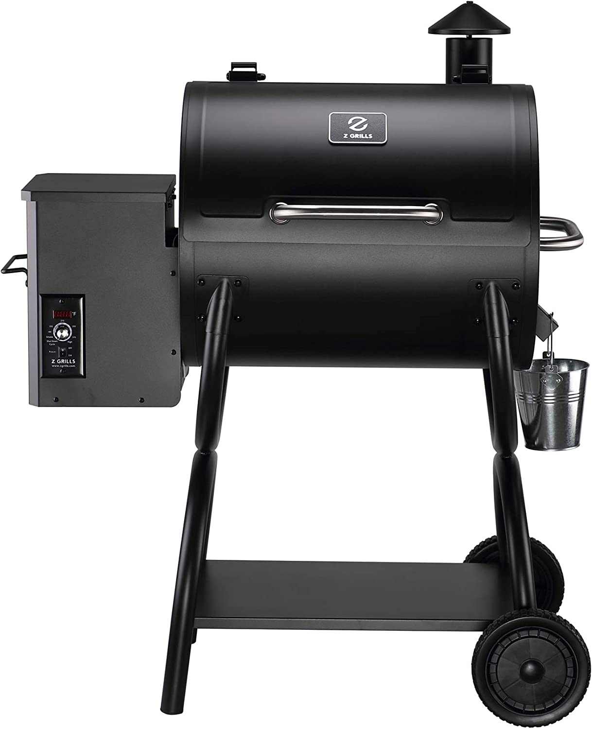 Z GRILLS Portable Wood Pellet Grill with Digital Controller