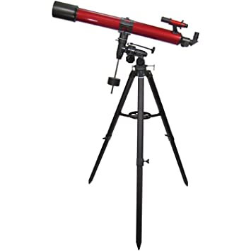 Carson Red Planet 50-100x90mm Refractor Telescope For Astronomy (RP-400)