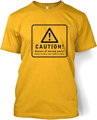 Amazon Com Geek Tshirts By Something Geeky Men S Moving Part Geeky Nerdy T Shirt Clothing