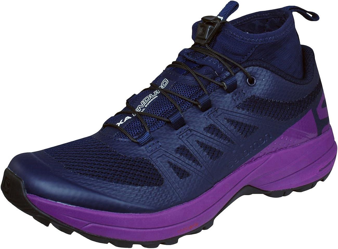 salomon xa enduro womens trail running shoes quiz kit