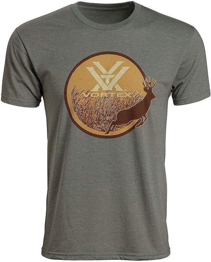 Vortex Optics Fall Flush Logo Short Sleeve Shirts