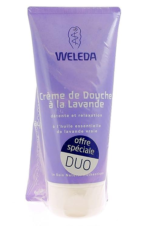 WELEDA - La lavanda 200 ml Weleda crema de ducha
