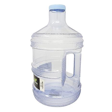 Amazoncom 1 Gallon Water Bottle Bpa Free Sports Water Bottles